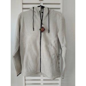 Billabong  brushed zip hoodie